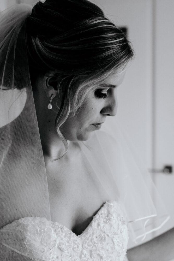 Bruiloft Trouwfotografie Bruid Nieuwerkerk aan den IJssel