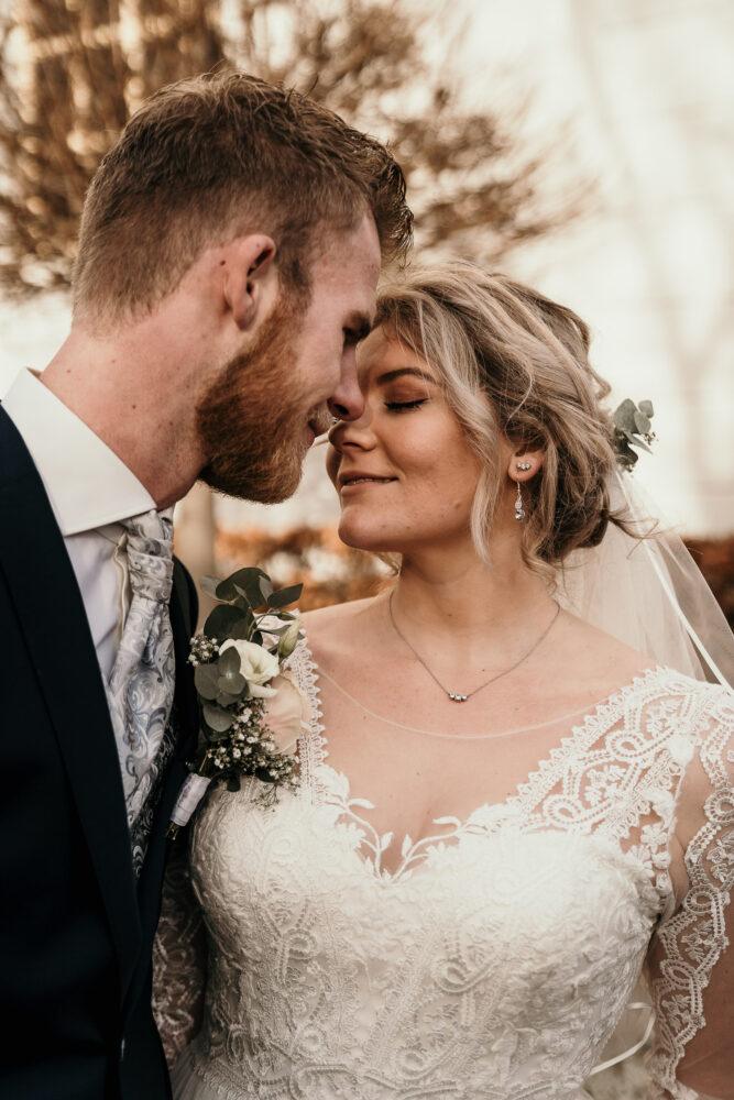 Bruiloft Trouwfotografie Bruidspaar Waddinxveen