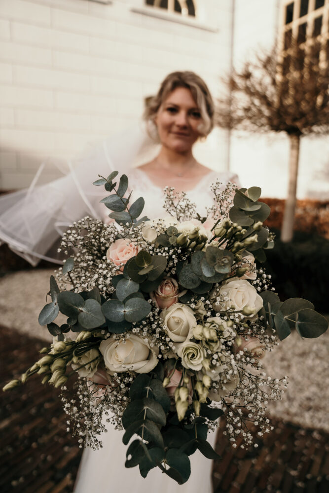 Bruiloft Trouwfotografie Bruid Waddinxveen