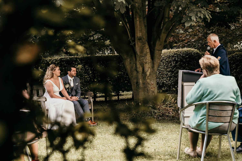 Bruiloft Trouwfotografie trouwen De Elzentuin Oud-Beijerland