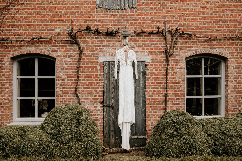 Domaine D'heerstaayen Trouwerij Bruiloft Trouwfoto Strijbeek