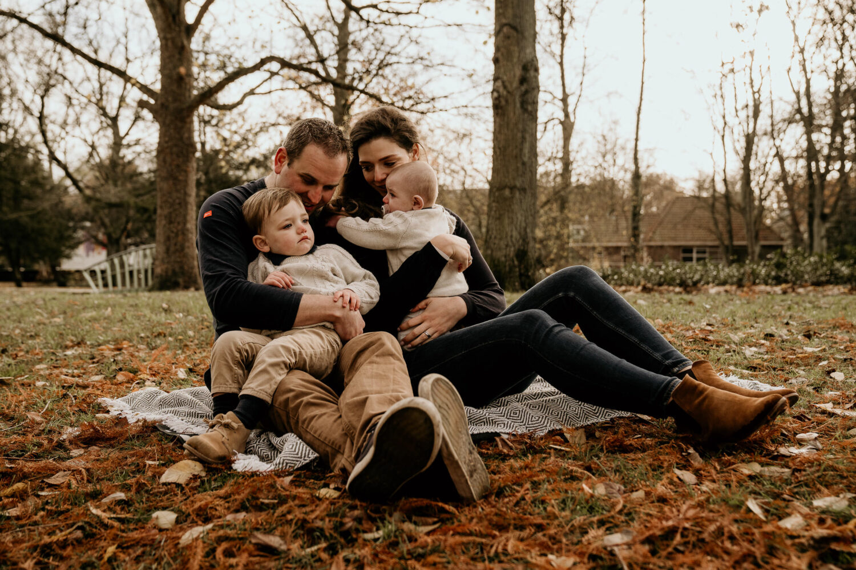 Herfst gezinsshoot Schiedam