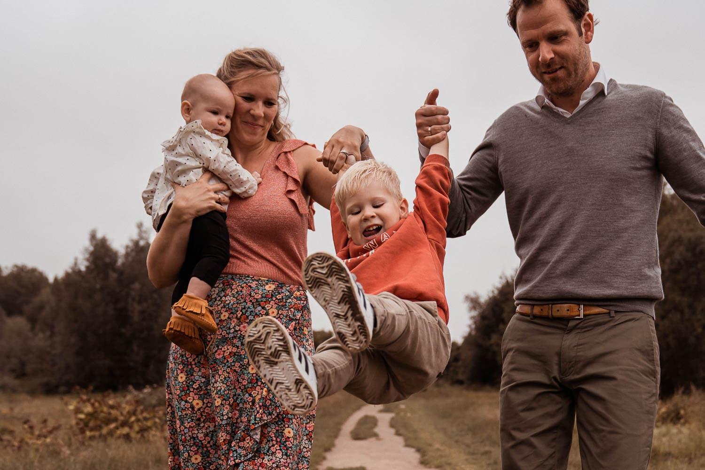 Fijne gezinsshoot in Vlaardingen