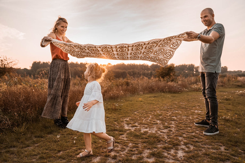 Lieve gezinsshoot Vlaardingen