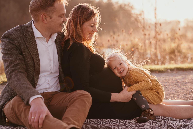 Zwangerschaps fotografie in Berkel en Rodenrijs